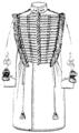 Bigesch för svenska kavalleriet, modell 1858, Nordisk familjebok.png