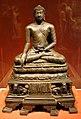Bihar, akshobhya, il buddha del'est, da kurkihar, 890 dc ca.jpg