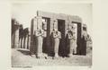 Bild från familjen von Hallwyls resa genom Egypten och Sudan, 5 november 1900 – 29 mars 1901 - Hallwylska museet - 91745.tif