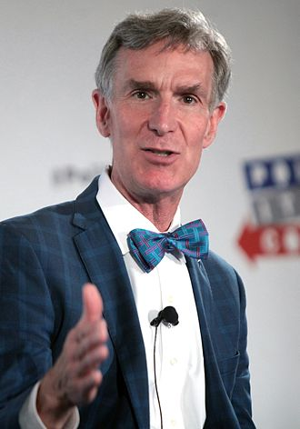March for Science - Bill Nye, honorary co-chair