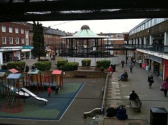 Billingham - Image: Billingham Town Centre