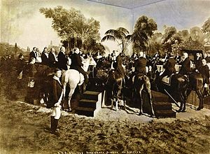 C.K.G. Billings - C.K.G. Billings' infamous horse party
