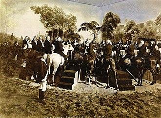 C. K. G. Billings - Billings' horse party