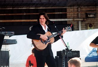 Billy Dean - Dean performing at the Country For Kids concert in 1998 in Stafford, Virginia