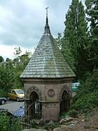 Billy Hobby's Well, Grosvenor Park, Chester (1865–67)