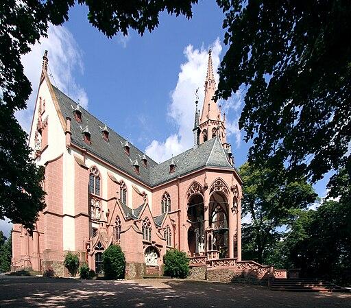 Bingen Rhein Rochuskapelle 2009 4