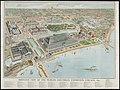 Bird's-eye view of the World's Columbian Exposition, Chicago, 1893 LCCN2003677583.jpg