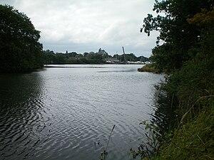 Birdham - Image: Birdham Pool