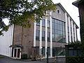 Birmingham Central Synagogue, Speedwell Road - November 2008.jpg