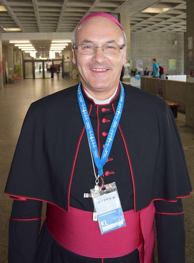 Bischof Dr. Rudolf Voderholzer, 99. Deutscher Katholikentag, Regensburg