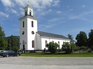 Bjärtrå - Bjärtrå parish church