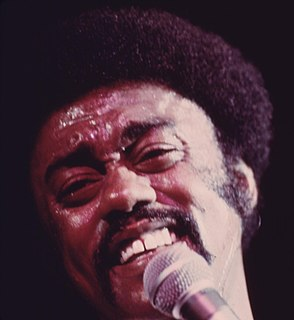 Johnnie Taylor American soul-blues and pop singer