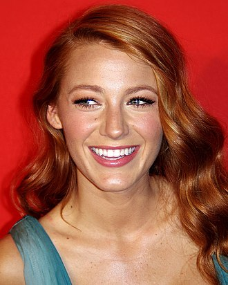 Blake Lively - Lively at the 2011 Time 100 gala