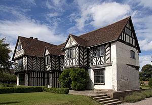 Birmingham Museums Trust - Image: Blakesley Hall (1)