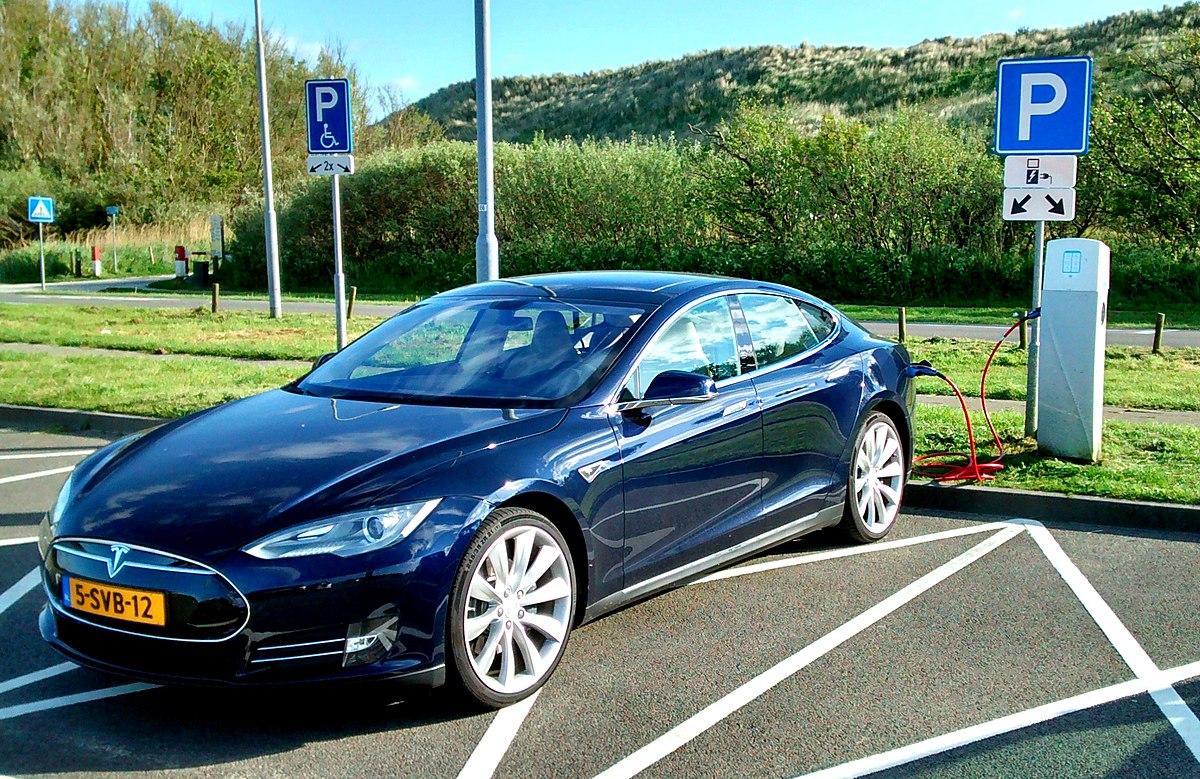 Elektrische Auto In Nederland Wikipedia
