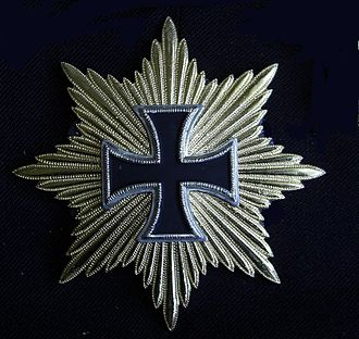 Star of the Grand Cross of the Iron Cross - Image: Bm Blücherstern