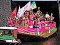 Boat 22 Pink Marrakech, Canal Parade Amsterdam 2017 foto 4.JPG