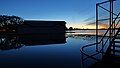 Boatsheds at Dusk (29918059654).jpg