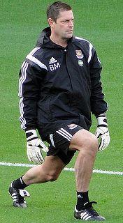 Bobby Mimms British footballer (born 1963)