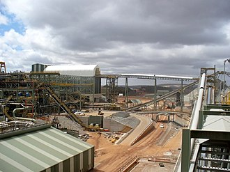 Boddington Gold Mine - Boddington Gold Mine