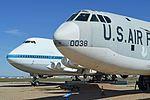 Boeing 'Heavies'! (B-52F '70038' & 747SR 'N911NA') (27651910345).jpg