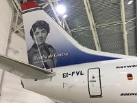 EI-FVL - B738 - Norwegian Air International