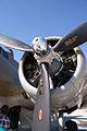 Boeing B-17G-85-DL Flying Fortress Nine-O-Nine LInboardEngine CFatKAM 09Feb2011 (14797248740).jpg