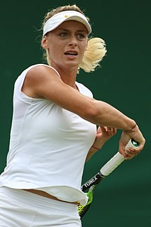 Ana Bogdan Romanian tennis player