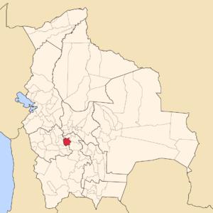 Rafael Bustillo Province
