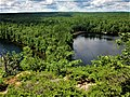 Bon Echo Provincial Park- View from The Cliff Top Trail - Lower and Upper Mazinaw Lakes- Ontario.jpg