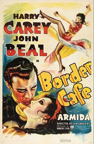 Border Cafe (film) - Film poster