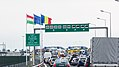 Border checkpoint Nadlac - Nagylak - Romanian side-8761.jpg