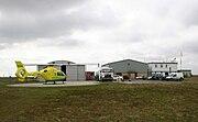 Boreham airfield 310308