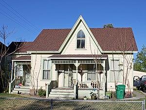 Borland–Clifford House