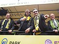 Borussia dortmund celebration 2011.jpg