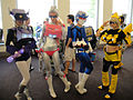 BotCon 2011 - Transformer cosplay robot girls (5802072687).jpg
