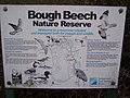 Bough Beech Nature Reserve Information Board - geograph.org.uk - 1704726.jpg