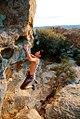 Bouldering at Lizard's Mouth in santa barbara, ca.jpg