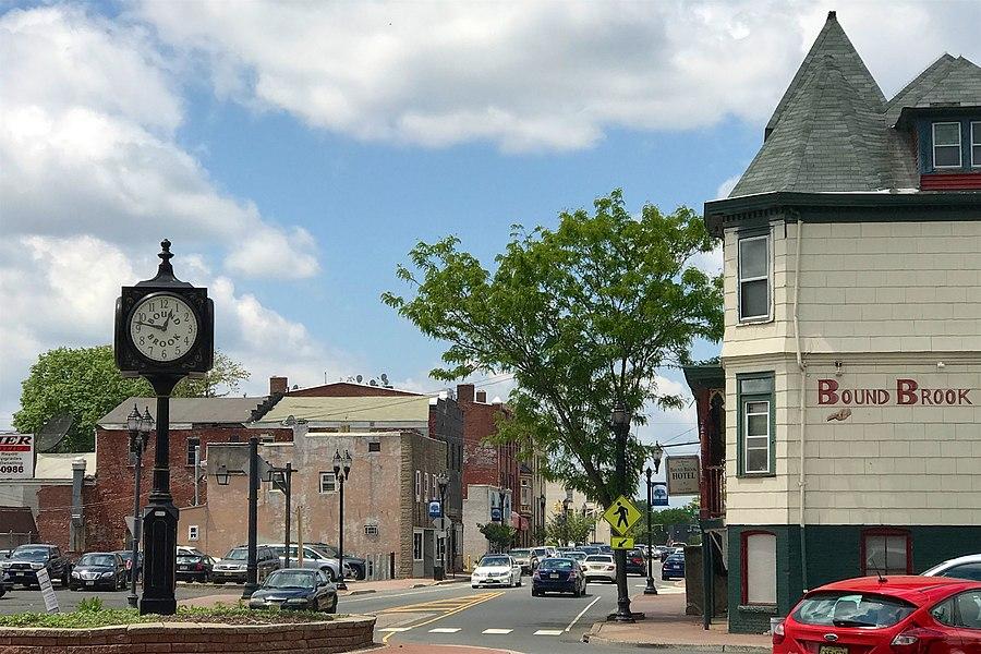 Bound Brook, New Jersey