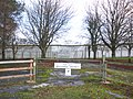 Boundary fence, HM Prison, Channings Wood - geograph.org.uk - 1616055.jpg