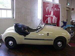 Brütsch - Image: Brütsch V2 1957 seitlich