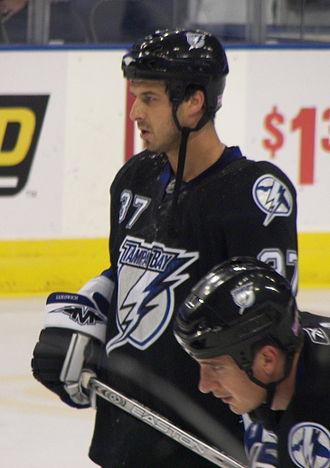 Brad Lukowich - Image: Brad Lukowich 2007