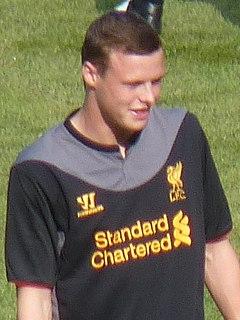 Brad Smith (soccer, born 1994) Australian soccer player