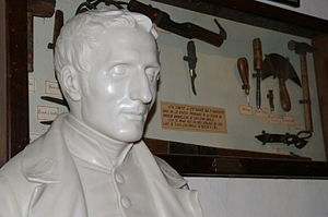 Louis Braille - Image: Braille house 07