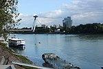 Bratislava, výhled u ČSOB, Dunaj (3).jpg