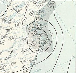 Tropical Storm Brenda (1960) Atlantic tropical storm in 1960
