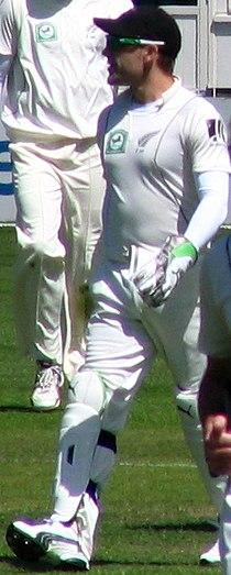 Brendon McCullum, Dunedin, NZ, 2009.jpg