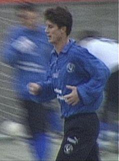 Brian Laudrup Danish footballer