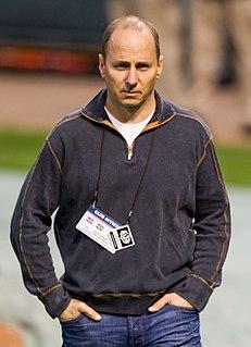 Brian Cashman American baseball executive