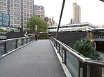 File:Bridge from Nettleton Court to One London Wall view northwest 01.jpg
